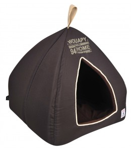 "Wouapy Kattehule - ""Igloo Prestige - Authentic Brown"""