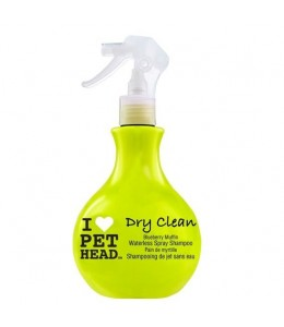Pet Head 'Dry Clean' Spray-Shampoo