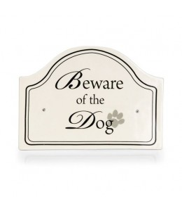 Beware of the Dog' Skilt