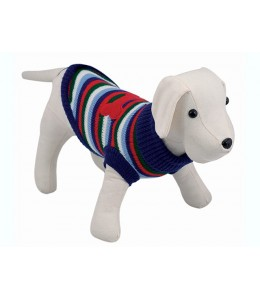 'Bone' Hundesweater (Blå)
