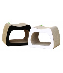 Wouapy Cat Scratching Deco - Model 'KAVERNO'