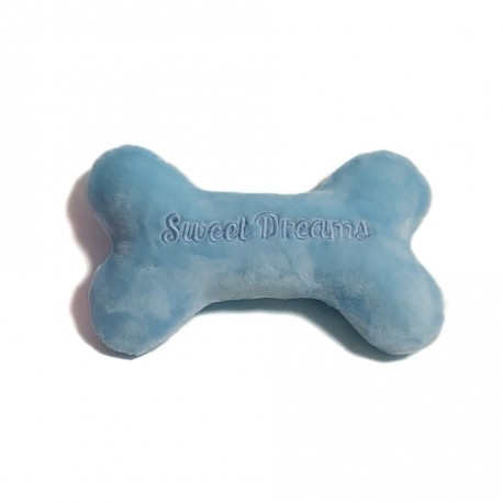 Sweet Dreams Glow In The Dark Bone Toy – Baby Blue